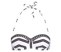 Neckholder-Bikini-Top SEASIDE STRIPE