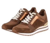Sneaker BILLIE TRAINER - CARAMEL