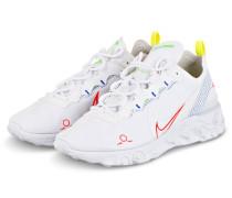 Sneaker REACT 55 - WEISS