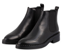 Chelsea-Boots 2 NEW FASHION - SCHWARZ