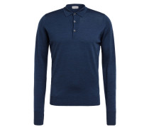 Poloshirt COTSWOLD Easy Fit aus Merinowolle
