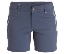 Stretch-Shorts ARIA - blau