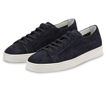 Sneaker CLEAN ICON SUEDE - MARINE