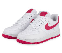 Sneaker AIR FORCE 1 '07 - WEISS/ BEERE