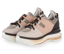 Plateau-Sneaker - BEIGE/ ROSÉ/ SCHWARZ