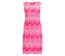 Kleid - pink/ rosa/ weiss
