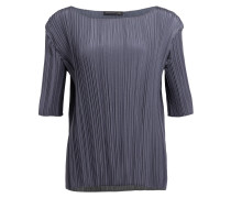 Plissee-Shirt