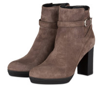 Plateau-Stiefeletten HOPE - TAUPE