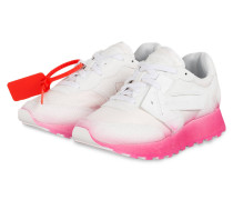 Sneaker DEGRADE HG RUNNER - WEISS/ PINK