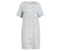 Kleid mit Seidenanteil