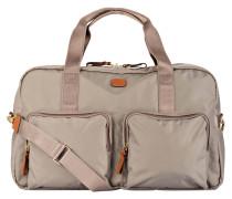 Reisetasche X-BAG - taupe