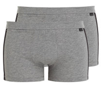 2er-Pack Boxershorts COTTON ESSENTIALS