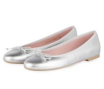 Ballerinas NICOLE - SILBER METALLIC