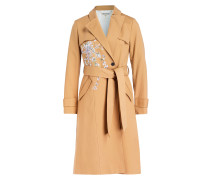 Trenchcoat GRACEFUL EMBROIDERED MAC
