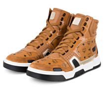 Hightop-Sneaker SKYWARD - BRAUN