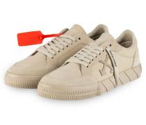 Sneaker LOW VULCANIZED - BEIGE