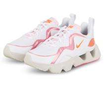 Sneaker RYZ 365 - WEISS/ ROSA