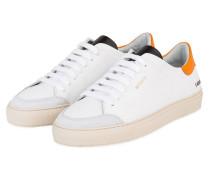 Sneaker CLEAN 90 - WEISS/ ORANGE