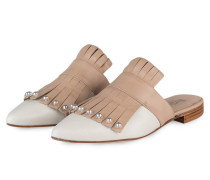 Slipper - BEIGE/ ECRU