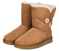 Fell-Boots BAILEY BUTTON ll - CHESTNUT
