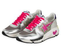Sneaker RUNNING SOLE - SILBER/ GRAU/ PINK