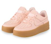 Sneaker AIR FORCE 1 SAGE LOW LX - ROSE