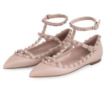 Ballerinas ROCKSTUD - POUDRE