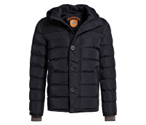 Steppjacke GRAVITON MEN mit Fleece-Innenseite