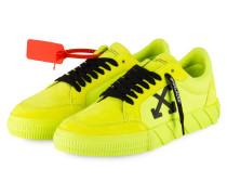 Sneaker LOW VULCANIZED - NEONGELB