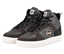 Hightop-Sneaker RENTON DRILL - grau