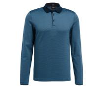 Jersey-Poloshirt PLEINS Slim Fit