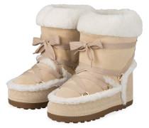 Boots NEW TIGNES - BEIGE