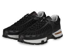 Sneaker CLAUDIO - SCHWARZ/ WEISS