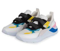 Plateau-Sneaker FUGA STRAP MESH