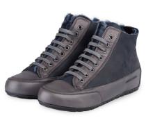 Hightop-Sneaker - BLAU/ GRAU