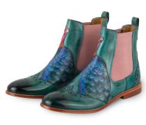 Chelsea-Boots AMELIE - PETROL