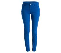 Golfhose Slim-Fit - blau