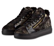 Sneaker WANDA - SCHWARZ/ GOLD
