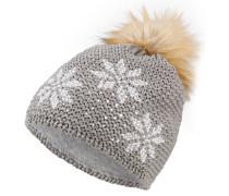 Mütze BJÖRNA LUX  mit Strasssteinbesatz