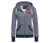 Sweatjacke APPLIQUE