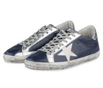 Sneaker SUPERSTAR - NAVY/ SILBER