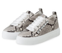 Plateau-Sneaker BIG - GRAU/ SCHWARZ