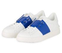 Sneaker OPEN - WEISS/ BLAU
