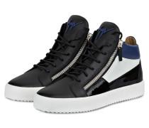 Hightop-Sneaker JIMBO - BLAU/ SCHWARZ