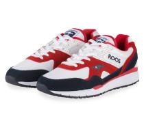 Sneaker RUNAWAY - ROT/ WEISS/ DUNKELBLAU