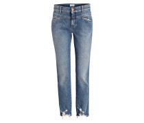 Cropped-Jeans PEDAL QUEEN