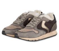Sneaker JULIA - TAUPE/ BEIGE/ DUNKELBRAUN
