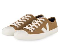 Sneaker WATA CANVAS - ocker