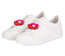 Sneaker BASKET - weiss