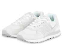 Sneaker WL574 - HELLGRAU/ ECRU